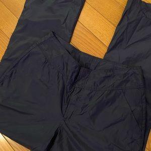 NIKE Black Lined Athletic Pants NWOT